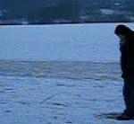 Loch im Eis